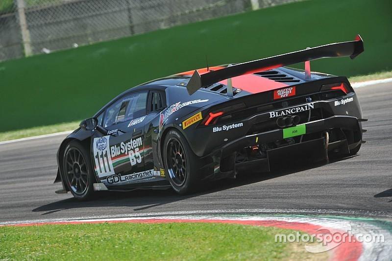 Super GTCup-Gt Cup: De Lorenzi e Necchi si impongono in Gara 2