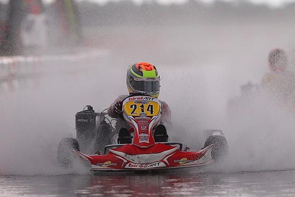 Kart Rain interrupts Saturday Florida Winter Tour action