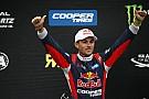 Global Rallycross Deux titres en deux week-ends pour Cyril Raymond