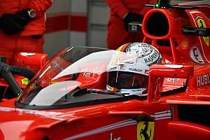 Formel 1 Reaktion Sebastian Vettel: So fährt sich ein Formel-1-Auto mit Shield