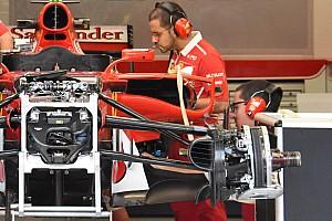 Forma-1 BRÉKING A Ferrari tisztázni szeretné a trükkös felfüggesztésekre vonatkozó szabályokat
