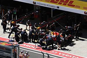 F1 速報ニュース 【F1】トラブルのリカルド「ターン15で壁にぶつかりそうだった」