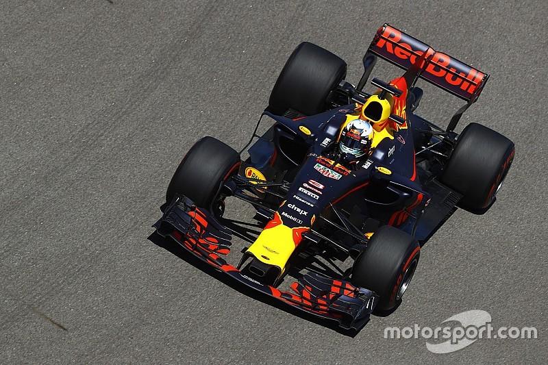 Ріккардо визнав перевагу Ferrari і Mercedes