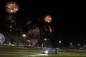 IMSA Race report Daytona 24 Hours: Hr14 - Lengthy caution slows race to a crawl