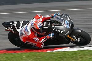 MotoGP Breaking news Stoner's Ducati testing pace leaves Pirro in awe