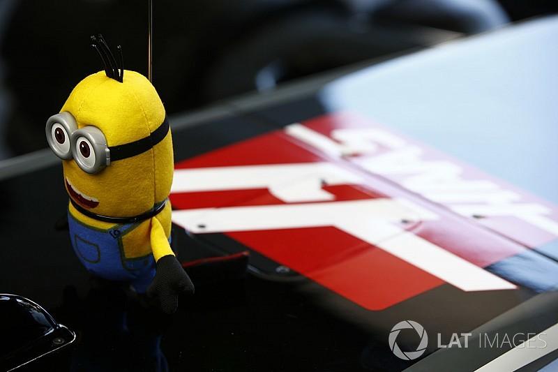 Галерея: загальмований сезон Haas у Формулі 1