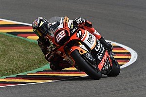 Moto2 Ultime notizie Forward Racing: Marini dà forfait; Fuligni, missione compiuta