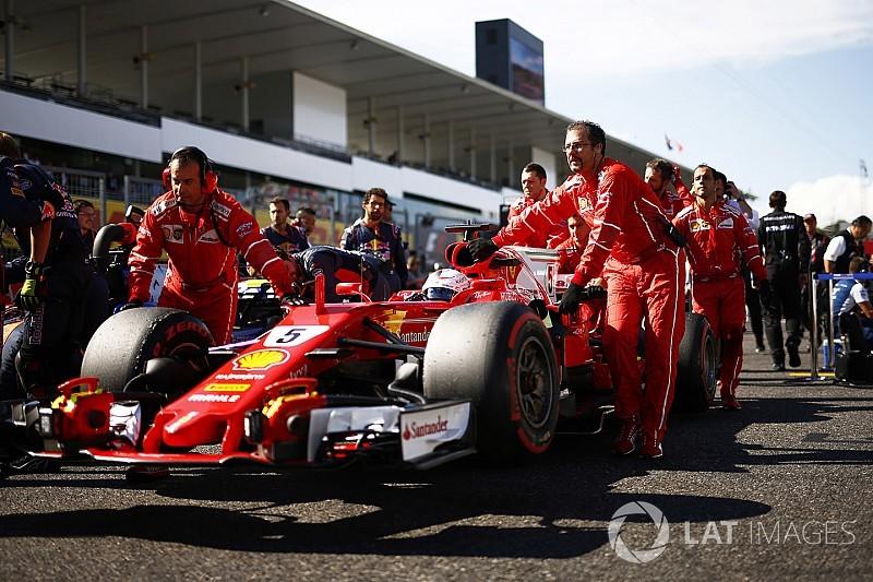 Raikkonen: problemas de motor da Ferrari são