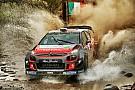 Kris Meeke lidera en el día recortado del Rally México