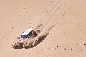 Cross-Country Rally Resumen de la etapa Terranova dio un gran paso en Belén