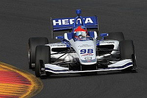 Indy Lights Qualifying report Watkins Glen Indy Lights: Herta takes seventh pole of the year