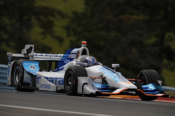 "IndyCar Dixon will treat Sonoma ""like any other race"" in bid for fifth title"