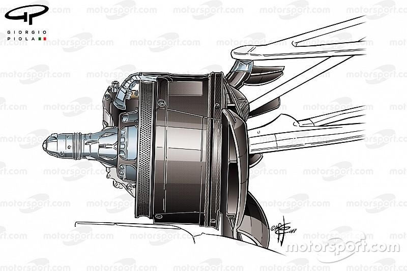 Tech analyse: Veranderingen die Mercedes hielpen te domineren