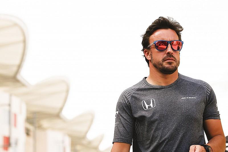 Grosjean et Hülkenberg étonnés qu'Alonso manque un GP pour l'Indy 500