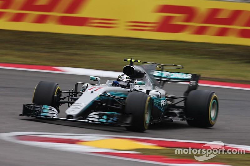 """Formel 1 2017: Valtteri Bottas will """"Amateurfehler"""" in China abhaken"""