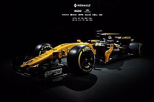 Com mais preto, Renault revela pintura para 2017
