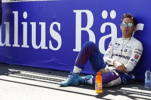 Formula E Son dakika Andretti Frijns'i, Audi