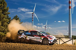 WRC I più cliccati Fotogallery: lo spettacolo sugli sterrati del Rally Italia Sardegna