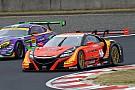 Super GT Okayama Super GT: ARTA upsets Lexus teams to take pole