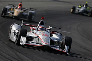 "IndyCar Breaking news Power was ""lucky he didn't crash,"" says engineer"