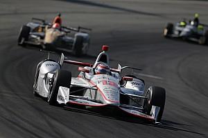 "IndyCar 速報ニュース 【インディカー】逆転優勝のパワーは、事故がなくて""幸運""とエンジニア"