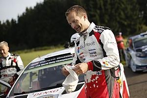 WRC Ultime notizie Toyota