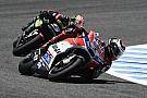 El uso del freno trasero, clave del progreso de Lorenzo con Ducati