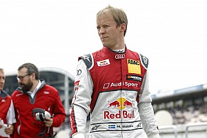 DTM Breaking news Ekstrom to skip WRX for Norisring DTM race