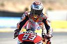 MotoGP MotoGP Aragon: Marquez pimpin warm-up, Rossi kesembilan