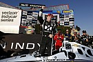 IndyCar Pagenaud says winning Sonoma strategy planned by text