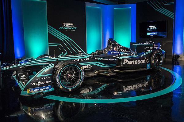 Jaguar Racing презентувала новий болід Формули E
