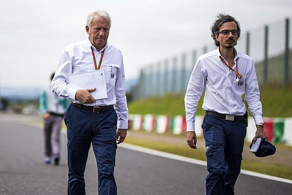Formula 1 Breaking news FIA facing Mekies replacement headache for F1 opener