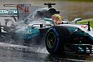 Formel-1-Wetter Suzuka: Na los Regen, entscheide dich!