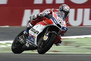 MotoGP Últimas notícias Dovizioso se torna líder e encerra hiato da Ducati; confira