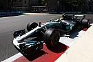 【F1】バクー予選速報:ハミルトン66回目PP。メルセデス最前列独占