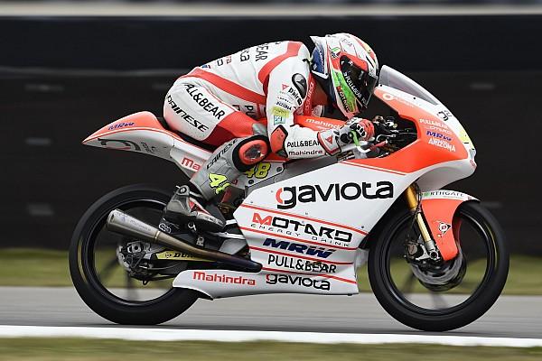 Mahindra Racing quittera le Moto3 à la fin de la saison