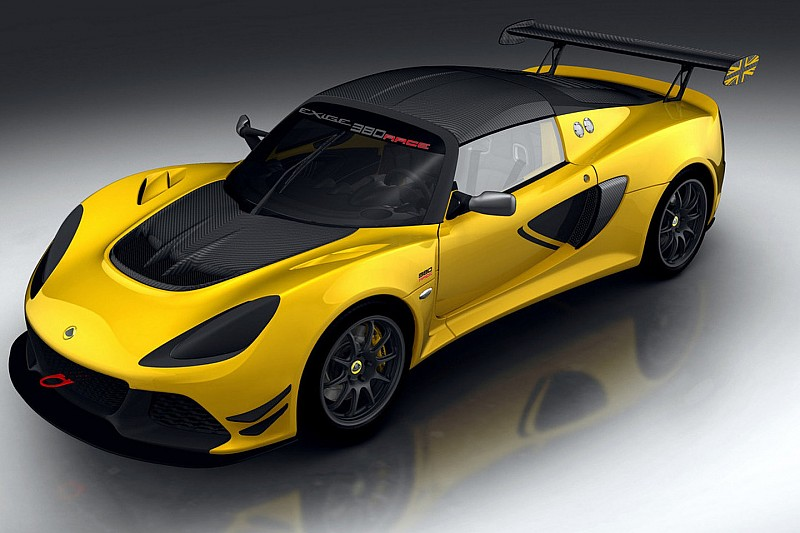 街车变赛车,路特斯Exige Race 380开售