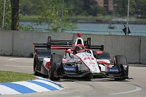 IndyCar Noticias de última hora Castroneves lidera la segunda práctica en Detroit y Gutiérrez en 22º