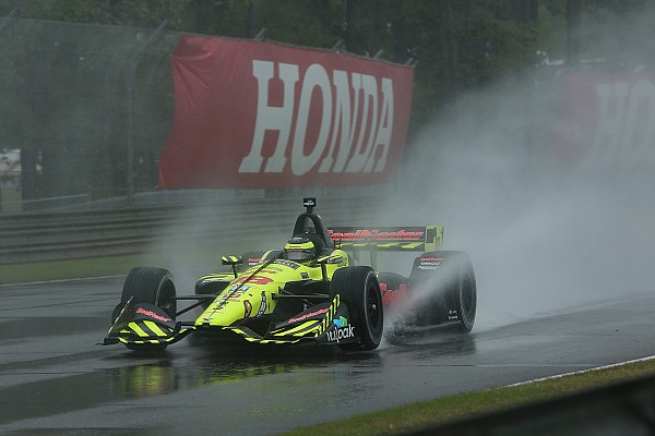 IndyCar Bourdais: Staying out