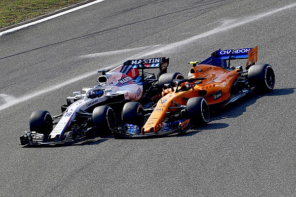 Így darálta be a Williamst a McLaren Kínában: onboard videó