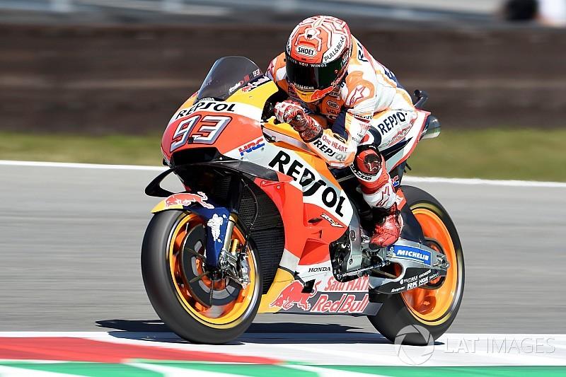 Assen MotoGP: Marquez beats Vinales by 0.001s in FP3
