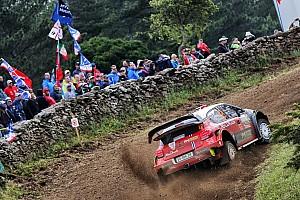 WRC Livefeed En direct : Suivez le Rallye de Sardaigne
