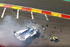 WEC Noticias DragonSpeed explica las razones del grave accidente de Fittipaldi