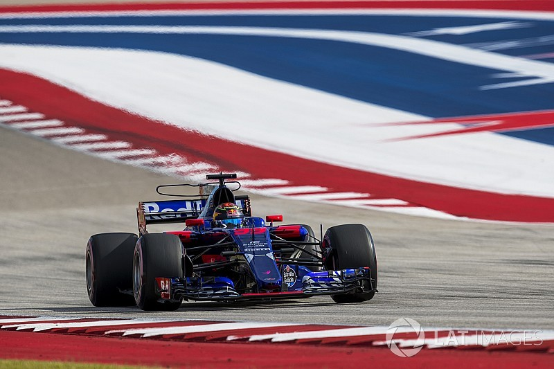Хартлі не зосереджений на поверненні у Toro Rosso