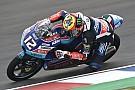 Moto3 Bezzecchi se aproveita de estratégia e vence 1ª na Moto3