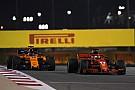 Ergebnis: Formel 1 Bahrain 2018, 3. Freies Training