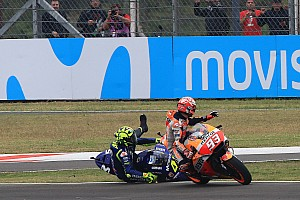 MotoGP Interview Marquez should be placed