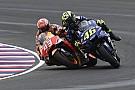 """Rossi dispara contra Márquez: """"ele não é agressivo, é sujo"""""""