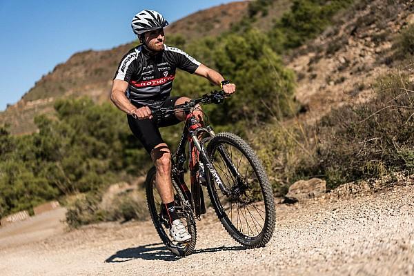 DTM Ultime notizie Juncadella si è fratturato una clavicola cadendo in mountain bike