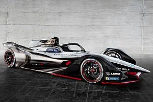 Formule E Diaporama Nissan présente sa Formule E pour 2018/2019